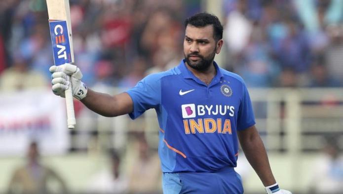 Rohit Sharma Surpasses Amla, Sachin To Make This World Record