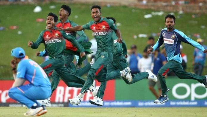 Five U19 Finalists found guilty of breaching ICC Code of Conduct