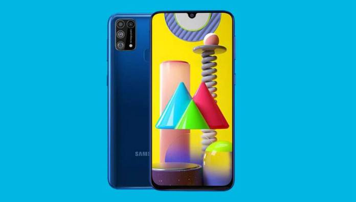 Samsung Galaxy M31 India Launch Set for February 25