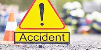 19 Dead After Container Comes Off Truck, crashes with Passenger Bus In TN