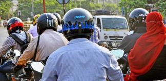 Helmet mandatory for pillion motorists in Hyderabad soon