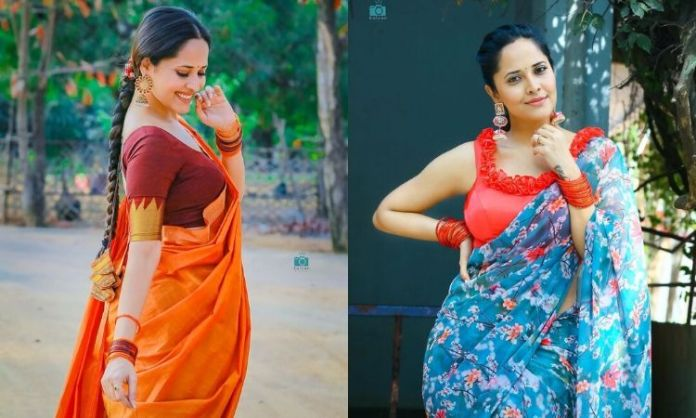 Anasuya Bharadwaj Latest Photoshoot Pics