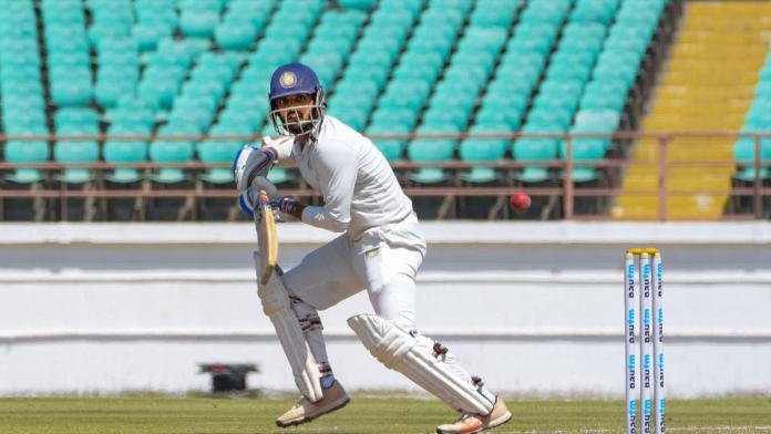 Ranji Trophy Final: Vasavada ton puts Saurashtra in the driving seat