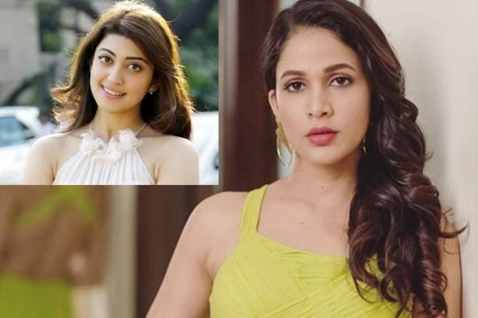 Lavanya Tripati and Praneeta donated to Corona Crisis Charity
