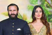 Kareena Kapoor ,Saif Ali Khan during the coronavirus lockdown