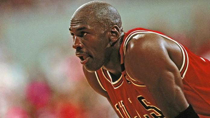 Michael Jordan's trainers break online auction record