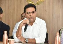 KTR advised promoting mega industrial parks