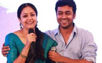 This film is very close to my heart :Jyothika