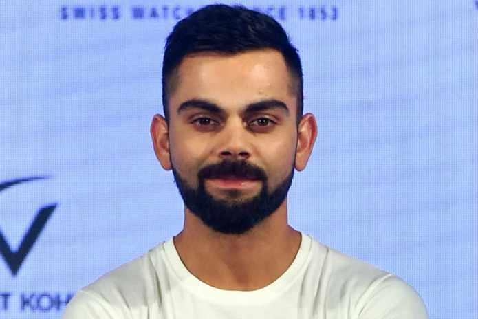 Kohli picks Tendulkar's 'Desert Storm' as an innings he wishes he played