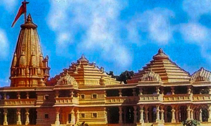 Ram temple 'aarti' to be streamed live on social media