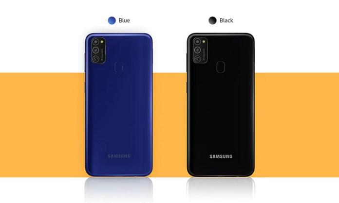 Samsung Galaxy M21- Long-lasting battery, decent camera