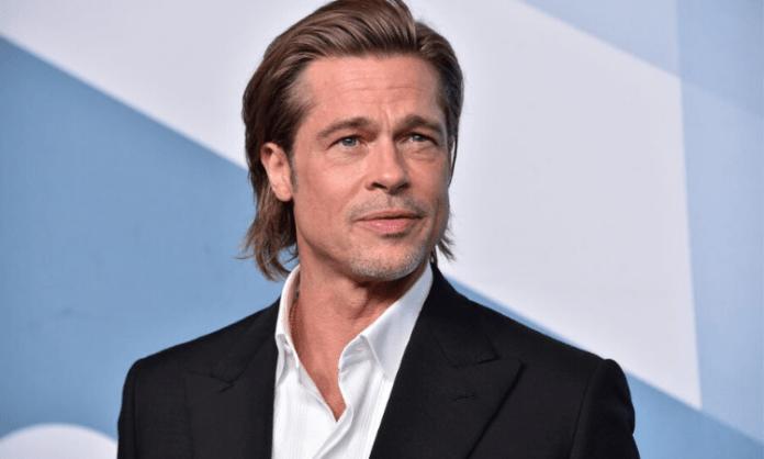 Brad Pitt boards 'Bullet Train'