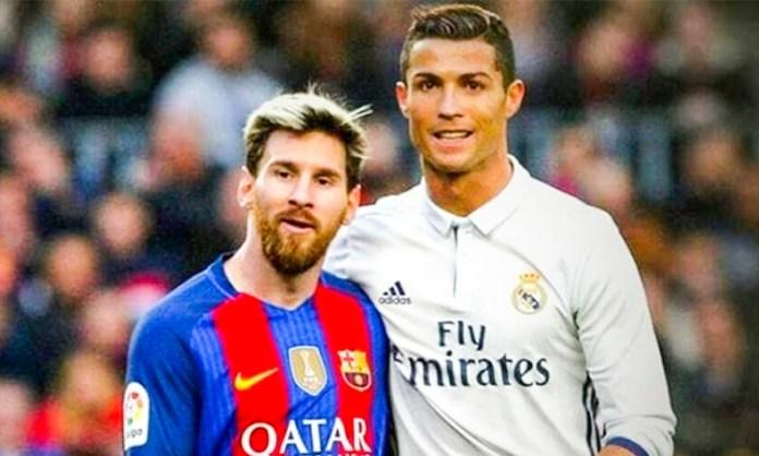 Ronaldo & Messi playing at the same club would be massive, feels Rivaldo