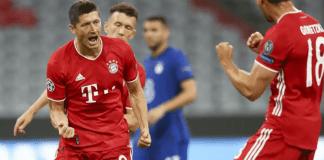 Bayern Munich beat Lyon to reach Champions League final