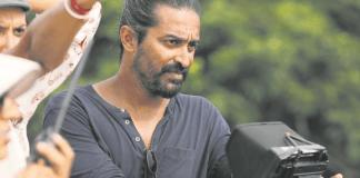 Filmmaker Raja Krishna Menon