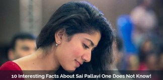 10 Interesting Facts About Sai Pallavi One Does Not Know!