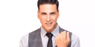 Bollywood star Akshay Kumar