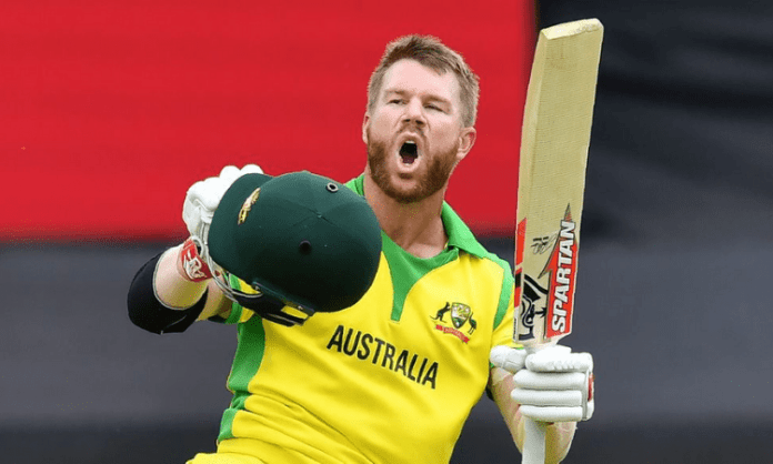 Warner, Finch continue big partnership against India