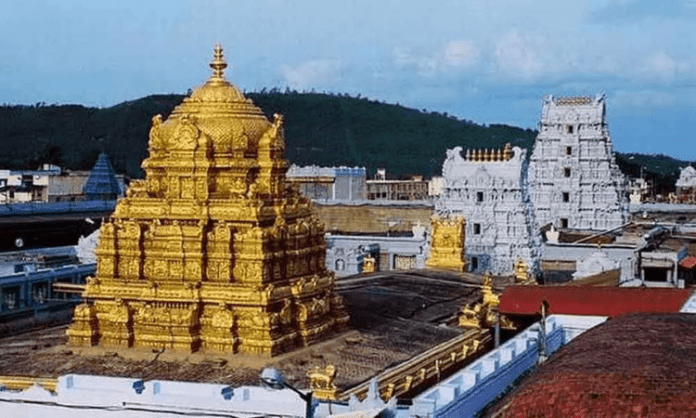 Offerings in Tirumala bounce back on Sunday after Covid lull