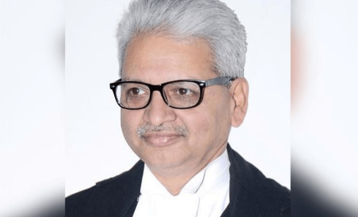 Madras HC CJ tests positive for Covid, admitted to hospital