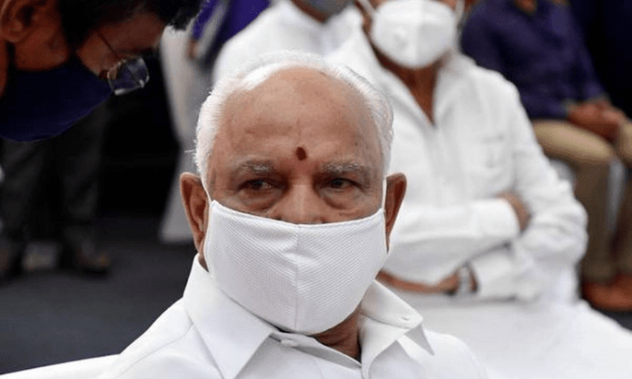 Yediyurappa PA who attempted suicide out of danger