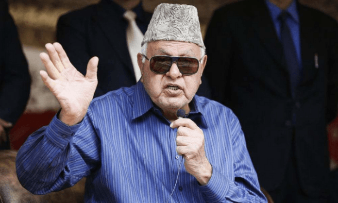 Farooq writes to J&K State election commissioner, alleges PAGD candidates not allowed to canvas