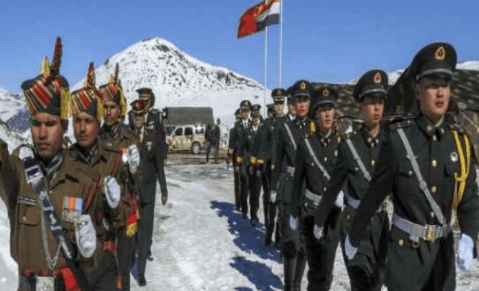 One more India, China military talks begin to resolve border dispute