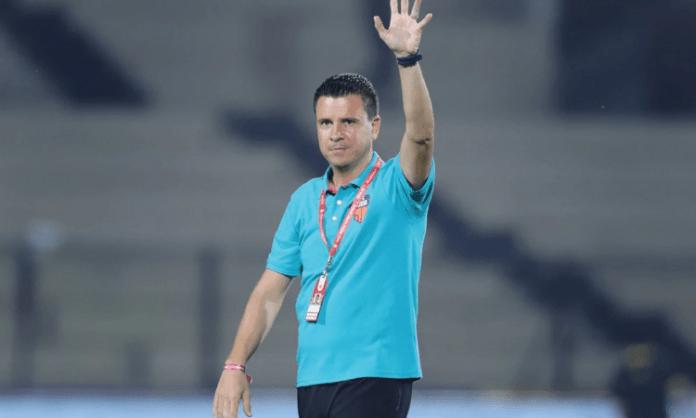 Winning matches best way to adapt to new style: MCFC boss Lobera
