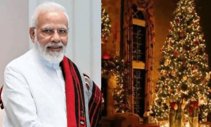Prez, PM Modi greet nation on Christmas