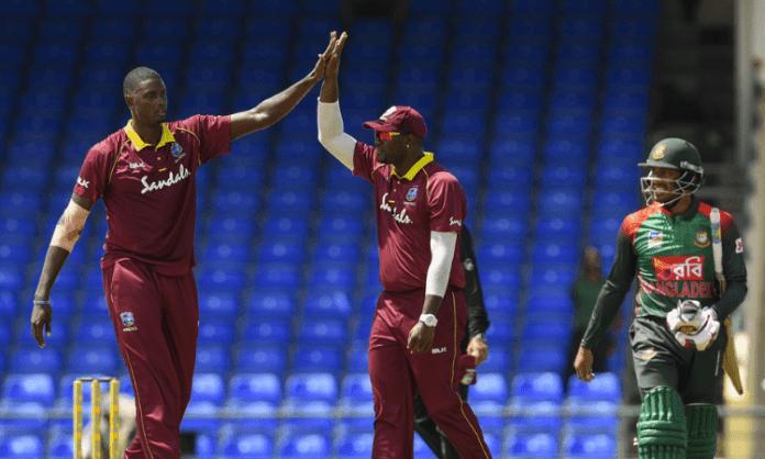 Windies set to tour Bangladesh for 3 ODIs, 2 Tests in Jan & Feb