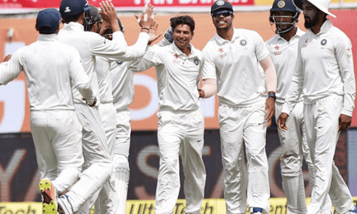 Ashwin, Sundar, Kuldeep may be India's spinners for 1st Test vs Eng