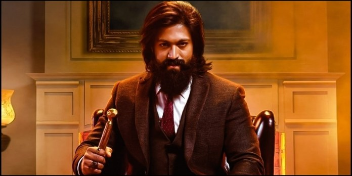 All eyes are on the upcoming action drama KGF