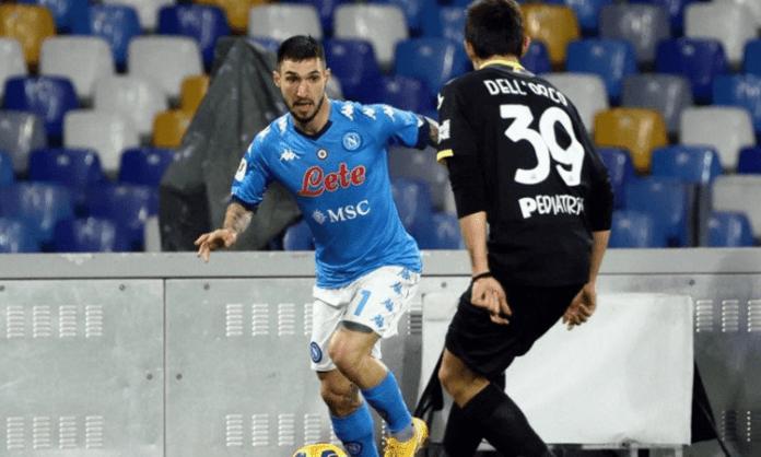 Napoli knocks out Spezia in Coppa Italia