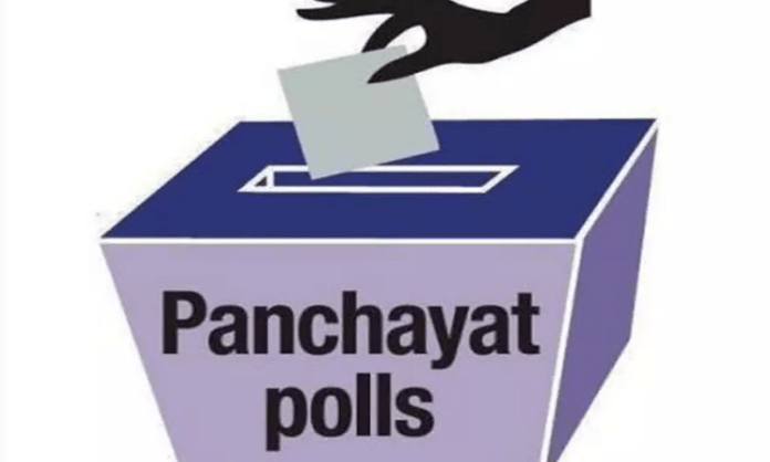 Andhra Pradesh holds Panchayat polls in disputed Kotia