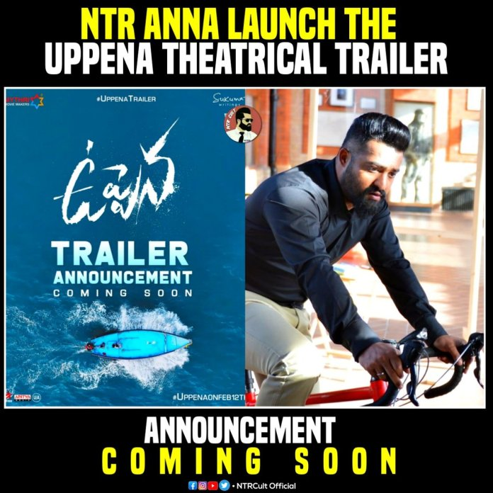 'UPPENA movie' trailer: NTR seems to be showing a small sample
