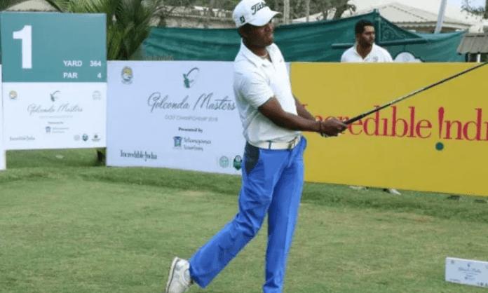 Glade One Masters golf: Seasoned Dharma, Patel take opening lead