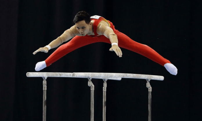 Gymnastics Olympic qualification All-Around WC series cancelled