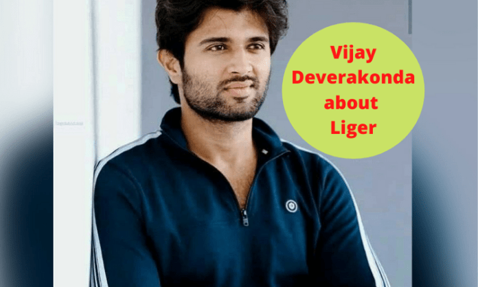 Liger: With Ananya Panday, Vijay Deverakonda Opens Up About His Bollywood Debut.