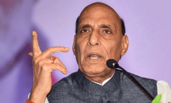 India ready to supply weapon systems to IOR countries: Rajnath