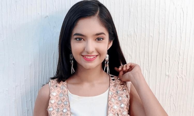 Anushka Sen on 'Crashh': Can't wait to be part of season 2 - Telugu Bullet