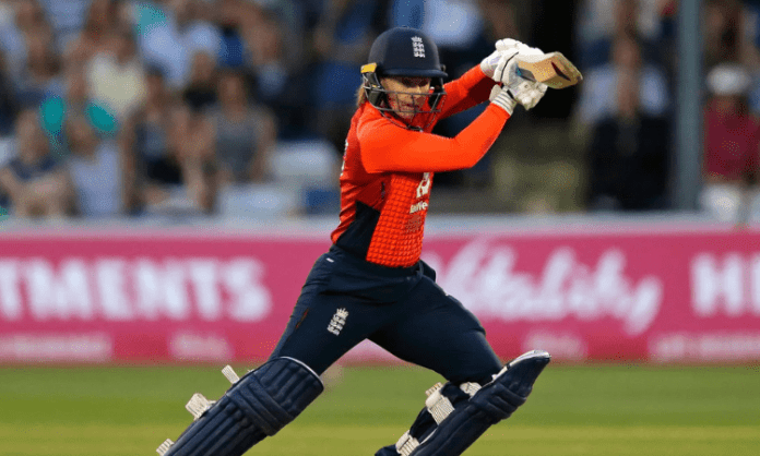 England's Beaumont jumps to top of women's ODI rankings