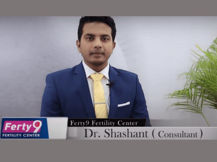 Male Fertility Issues   Dr. Shashant   Ferty9
