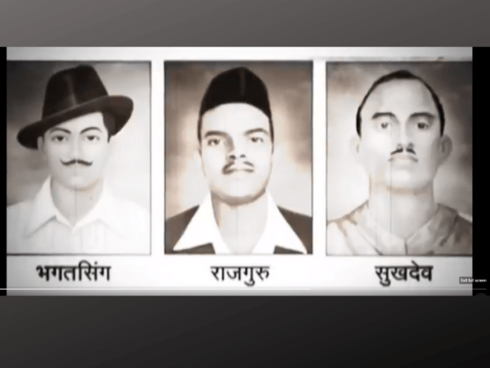 PM Modi pays tribute to Bhagat Singh, Sukhdev, Sukhdevon 'Shaheed Diwas'