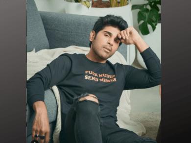 "Aloo Sirish talks about his Hindi music ""Velity Syrup"""