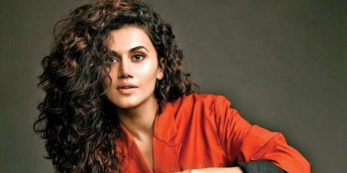 IT raids At Tapsee House