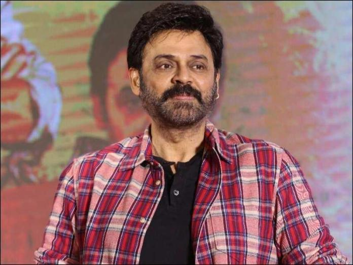 Venkatesh looks young in Naarappa Film