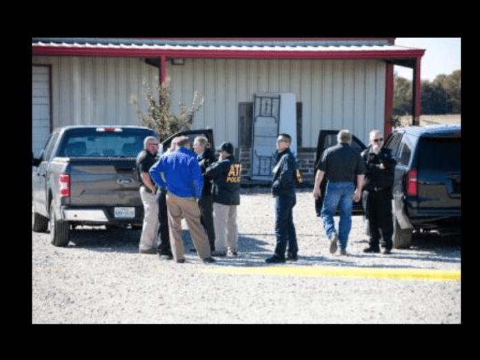 1 dead, 5 injured in Texas shooting