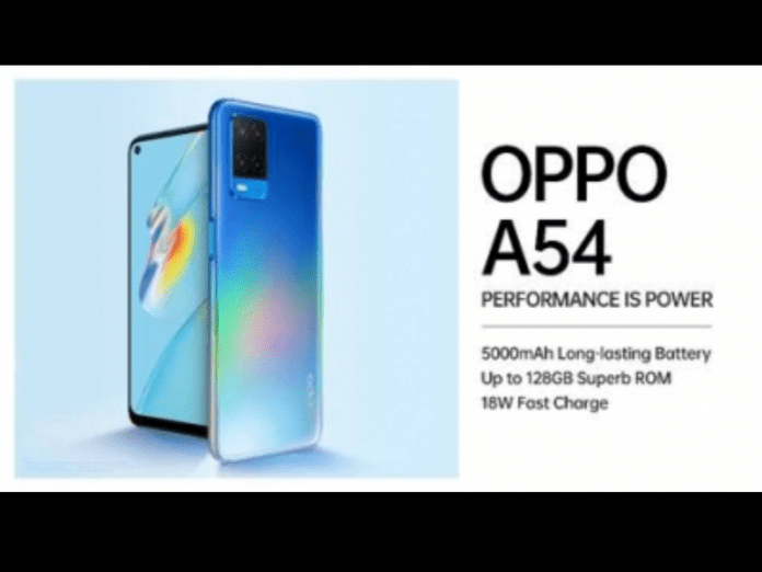 OPPO brings A54 smartphone in 3 variants to India