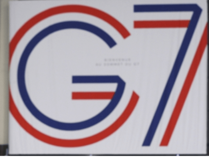 G7 Ministers to meet for 1st time in 2 yrs