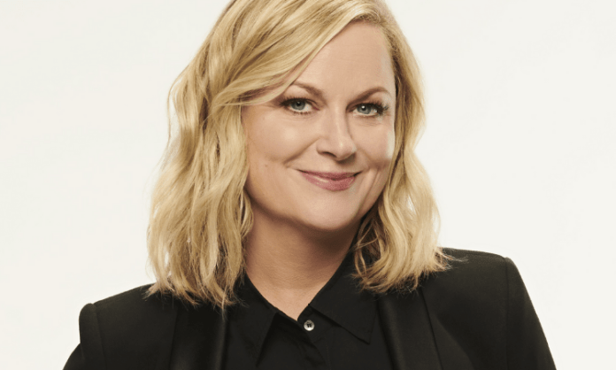 Amy Poehler enjoyed her surprise visit to 'tired' sex club